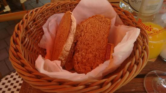 bread picture of cafe merci kronberg im taunus tripadvisor. Black Bedroom Furniture Sets. Home Design Ideas