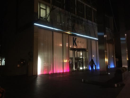 K West Hotel And Spa London Tripadvisor
