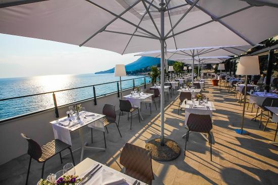 tui sensimar adriatic beach resort abr 2015 restaurant main terrace