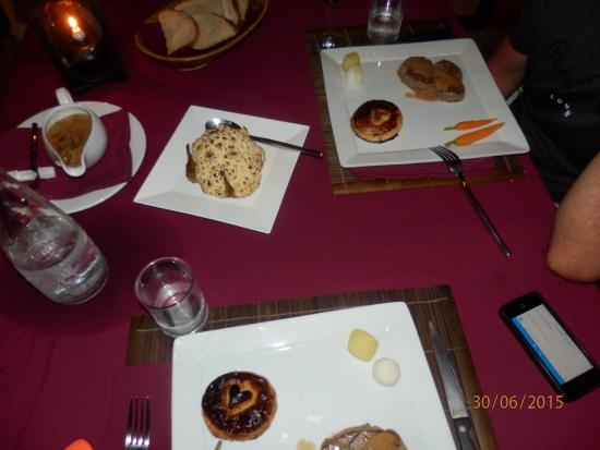 La Cuisine : repas