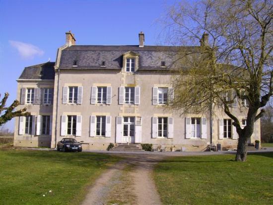 Chateau Oliveau  Mars-sur-allier  Frankrijk