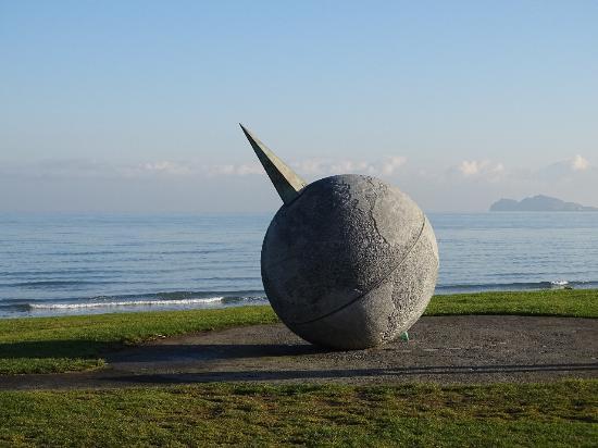 The Southern Cross Monument, Portmarnock Beach