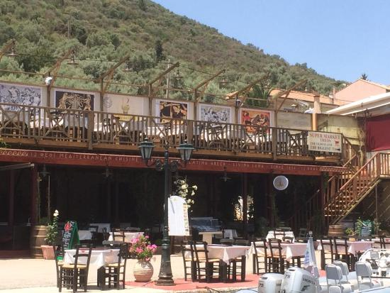 Sivota, Greece: Foto from 12 gods
