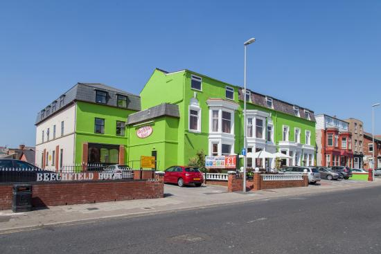 The Beechfield Hotel Blackpool