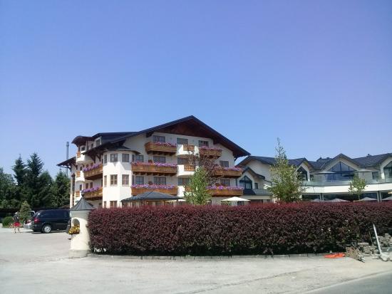 Grunauer Hof : L'hotel da fuori