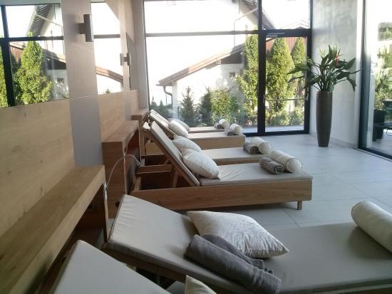 Grunauer Hof : La zona relax della Spa