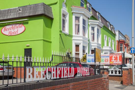 The Beechfield Hotel: Exterior