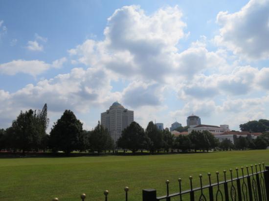 Grand Palace Park (Istana Besar): パーク