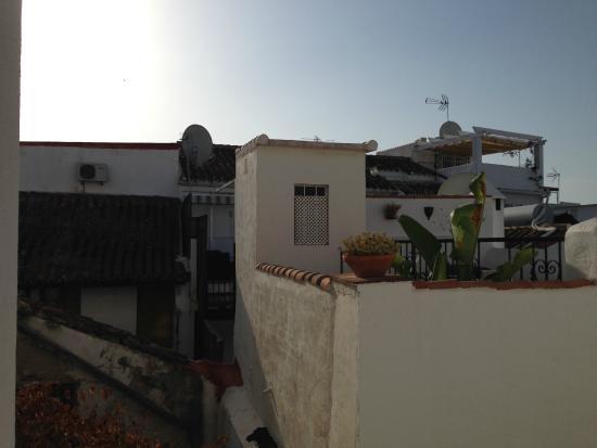 Hotel La Morada Mas Hermosa: Vistas desde la terraza