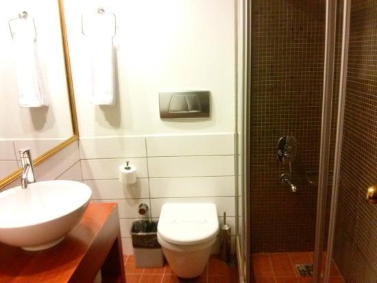 Seminal Hotel: bathroom