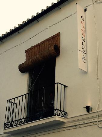 Aderezzo: Típica casa Marbellí