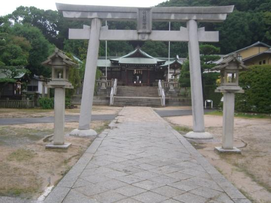 Tsuruhane Shrine