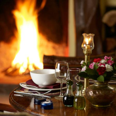The Talisman: Cosy Table Settings