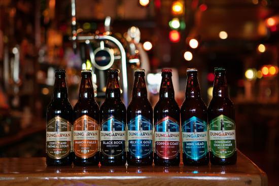 Dungarvan Brewing Company Beers