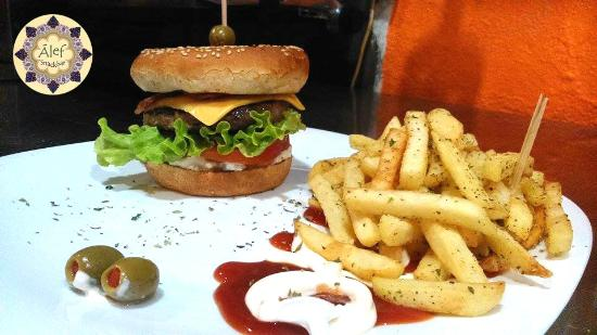 Alef Burger Bar
