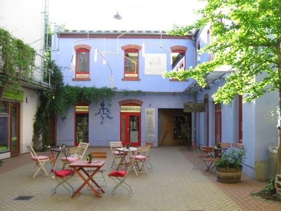 Kunsthofpassage: Kawiarnia