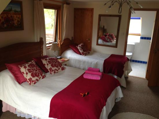 Brook, UK: Our Double Room