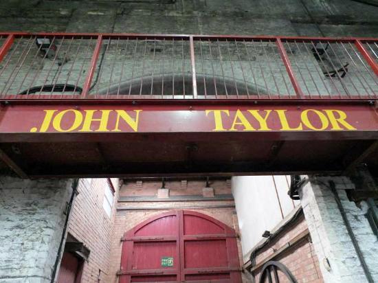 John Taylor Bellfoundry Museum: Foundry