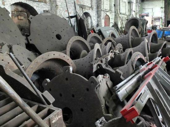 John Taylor Bellfoundry Museum: Bells Awaiting Attention