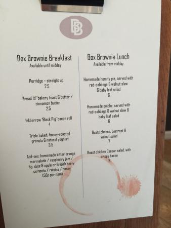 Box Brownie Coffee: photo0.jpg