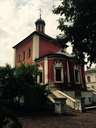 Andrey Stratilat Temple