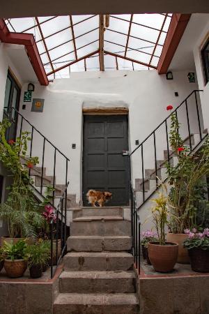 Second Home Cusco: Main Area