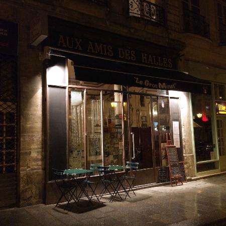 Gros Minet Restaurant Paris
