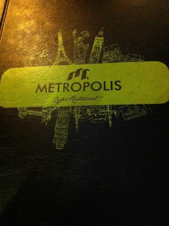 Metropolis lounge bar