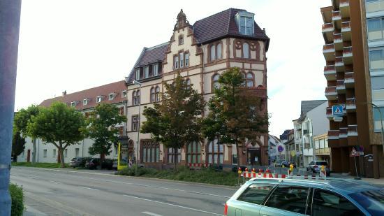 Achat Comfort Frankenthal/Pfalz: Ruas próximas / neighborhood