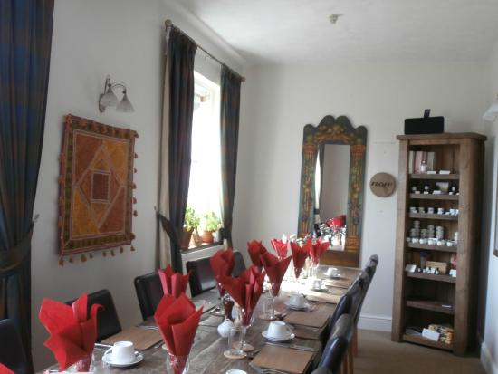 The Orange Tree : Dining room