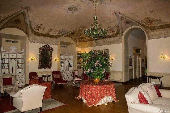 Monsummano Terme, Ιταλία: Lobby