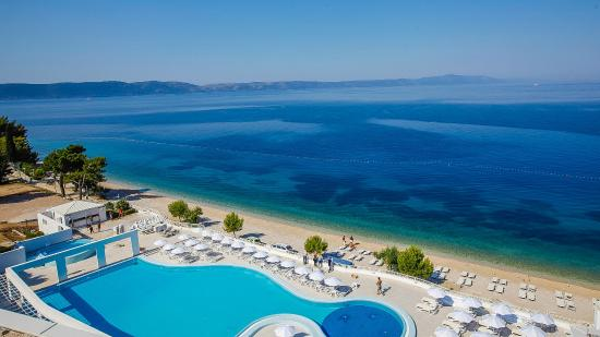 Sensimar Adriatic Beach Resort Dalmatian Coast Islands Resort Makarska