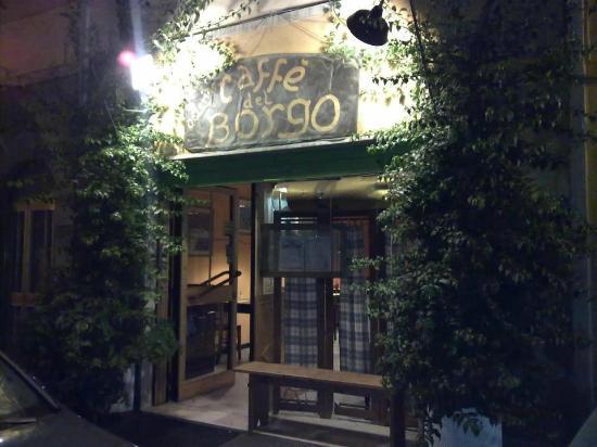 Osteria Caffe del Borgo : Caffè del borgo