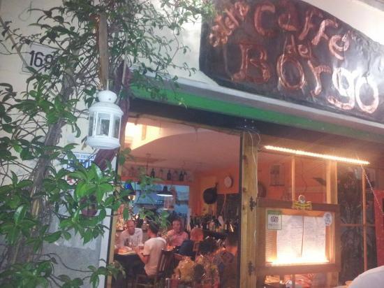 Osteria Caffe del Borgo: Caffè del Borgo