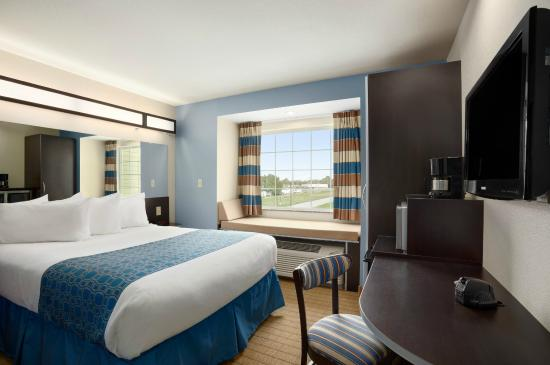 Microtel Inn & Suites by Wyndham Belle Chasse/New Orleans: Single Room