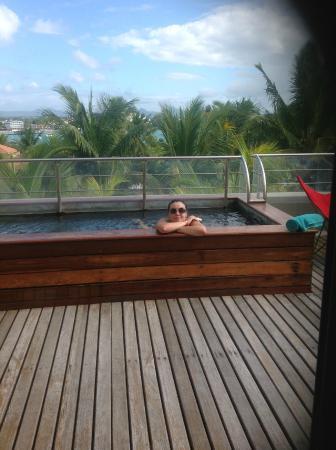 Mauricia Beachcomber Resort & Spa : Private Pool