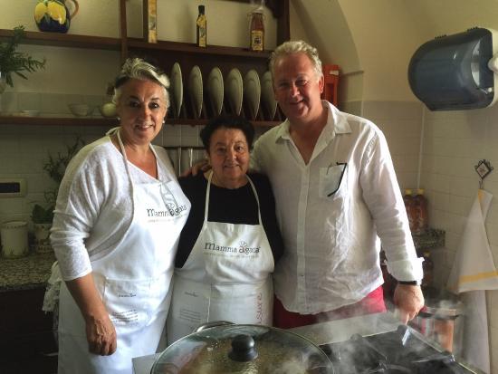Mamma Agata - Cooking Class : With Mam Agata