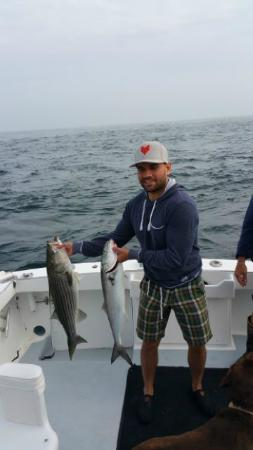 Jail Break Private Fishing Charters : The Cod