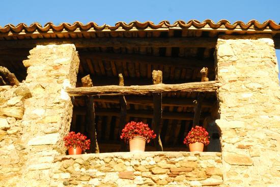 Gotarta, إسبانيا: terraza