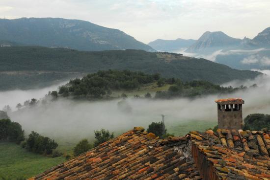 Gotarta, إسبانيا: vista desde la habitación