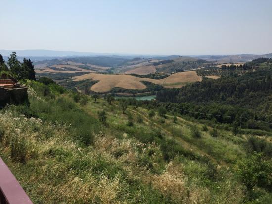 Golf Club Castelfalfi: Prachtige locatie