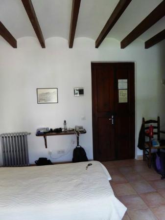 Hotel El Guía: Room Interior