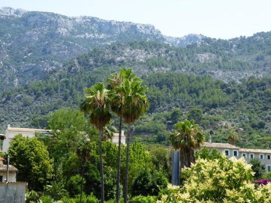 Hotel El Guía: Mountain View