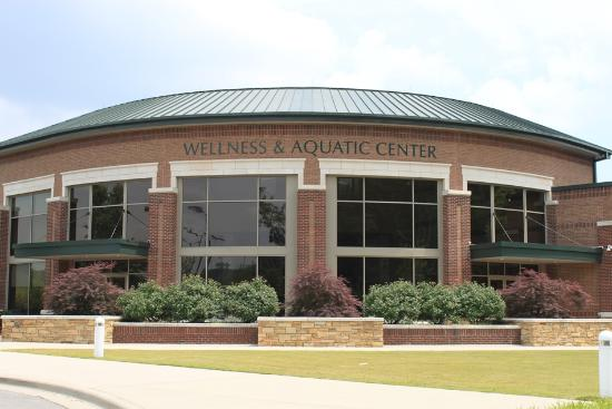 ‪Cullman Wellness and Aquatics Center‬
