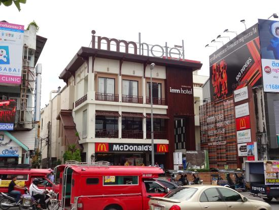 Picture Of Imm Hotel Thaphae Chiang Mai