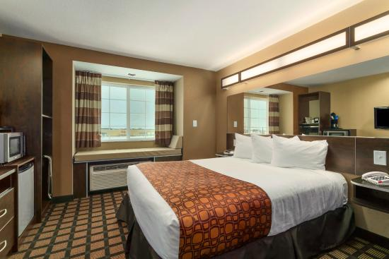 Microtel Inn and Suites by Wyndham, Minot : Standard Room