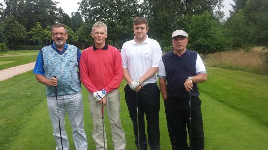 Auchterarder Golf Club: TEAM 2