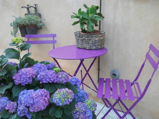 Bed&Breakfast Silent Valley: particolare giardino - angolo Relax