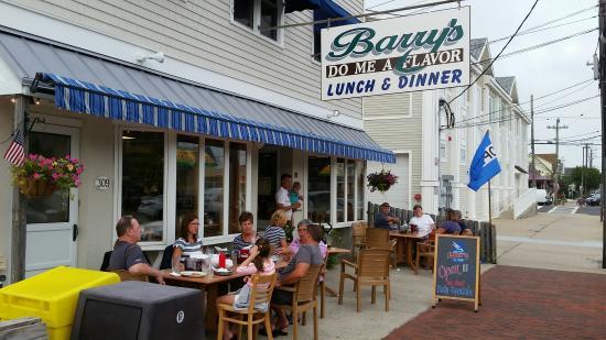 Barry's Do-Me-A-Flavor: Barry's on Centre Street