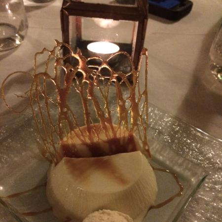 Palazzo Brandano: Probably my favorite dinner ever. The presentation was beautiful and the ambiance and staff were